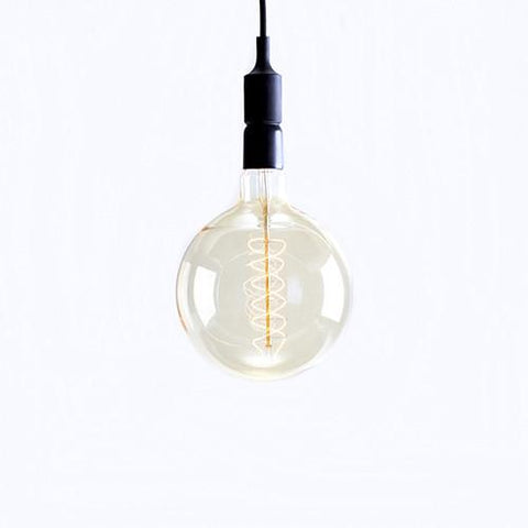 "G200-F5 13"" Double Helix Filament Round Bulb"