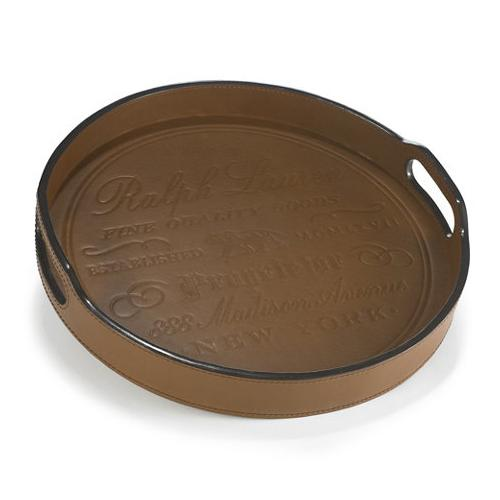 Cantwell Bar Tray by Ralph Lauren