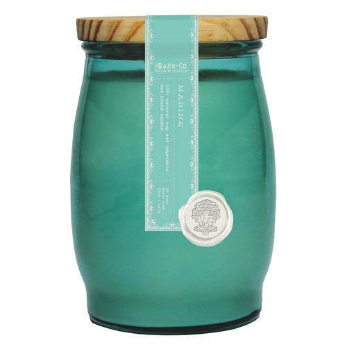 Barr-Co. Barrel Candles