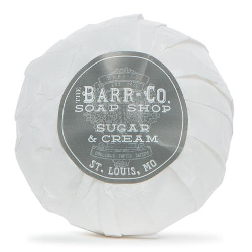 Barr-Co. Soap Shop Sugar & Cream Bath Bomb