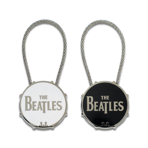 Beatles Drum Keyring by Acme Studio