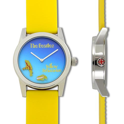 The Beatles Yellow Submarine Watch by Acme Studio