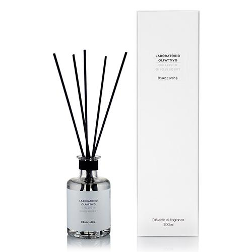 "Biancothe ""White Tea"" Room Diffuser by Laboratorio Olfattivo"