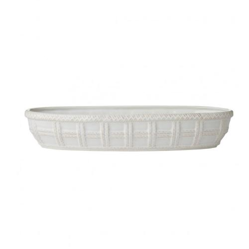 Le Panier Whitewash Bread Basket by Juliska