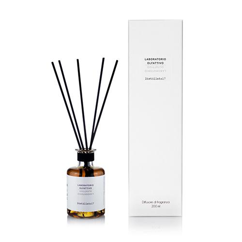 Distillato17 (Cognac and Rum) Room Diffuser by Laboratorio Olfattivo