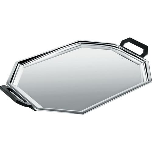 Ottagonale Tray by Carlo Alessi for Alessi