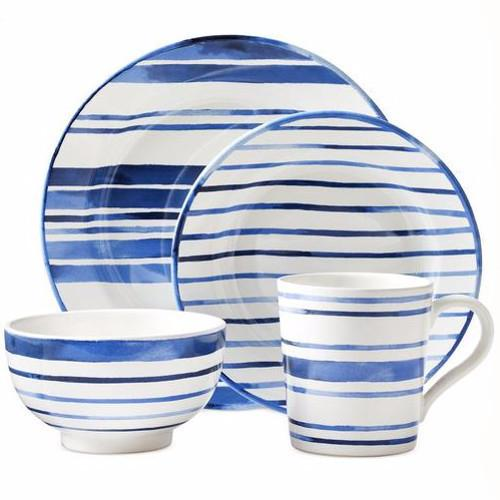 Cote d'Azur Dinnerware, 4 piece place setting by Ralph Lauren