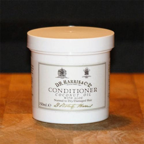 Coconut Oil Cream Conditioner by D.R. Harris