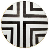 Sol y Sombra Charger Plate by Christian Lacroix for Vista Alegre