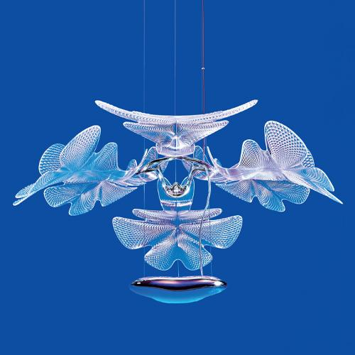 Chlorophilia Suspension Lamp by Ross Lovegrove for Artemide