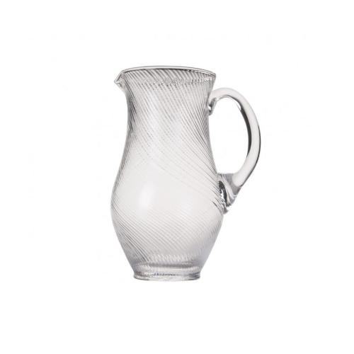 Arabella Clear Pitcher by Juliska