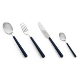 Fantasia Cobalt Blue Flatware by Mepra