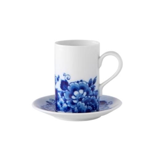 Blue Ming Coffee Cup & Saucer by Marcel Wanders for Vista Alegre