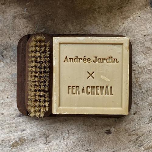 Heritage Soap Holder Kit by Andree Jardin and Fer a Cheval
