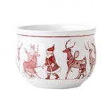 Country Estate Reindeer Games Comfort Bowl by Juliska