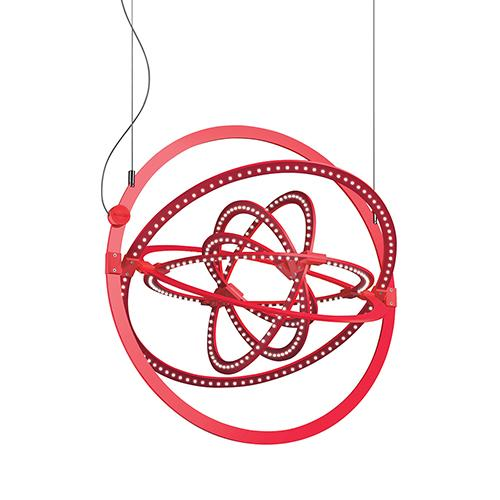 Copernico Suspension Lamp by Carlotta de Bevilacqua for Artemide