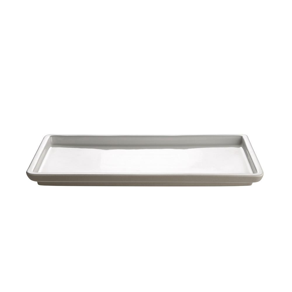 Tonale Rectangular Serving Plate by David Chipperfield for Alessi