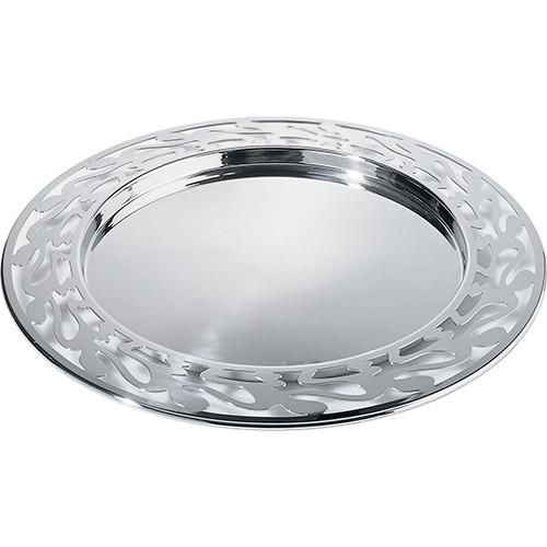 "Ethno Round Tray, 15.75"" by Alessi"