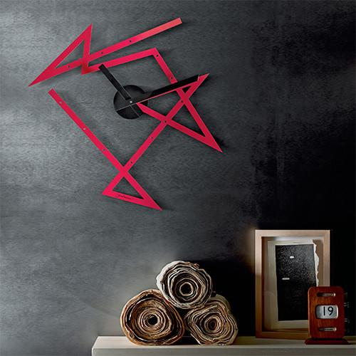 Time Maze Wall Clock by Daniel Libeskind for Alessi