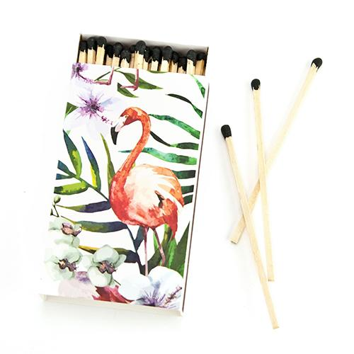 Flamingo Matches by DL & Company