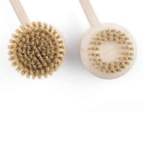 French Beechwood Bath & Body Brush by Andree Jardin