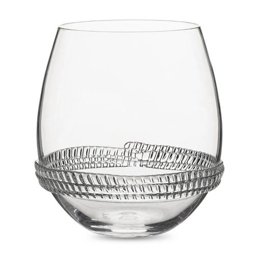 Dean Stemless Wine Glass by Juliska