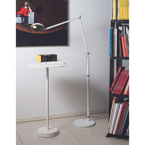 Demetra LED Floor Lamp by Naoto Fukasawa for Artemide