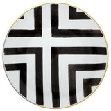 Sol y Sombra Dinner Plate by Christian Lacroix for Vista Alegre