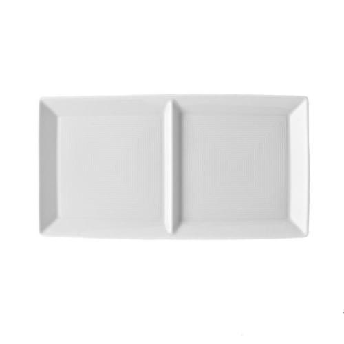 Loft 2 Part Divided Tray by Rosenthal