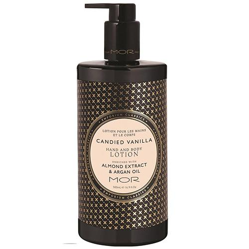 Emporium Classics Candied Vanilla Hand & Body Lotion by Mor