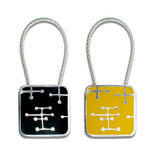 Dots Key Ring by Charles & Ray Eames for Acme Studio