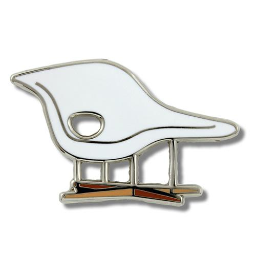 La Chaise Pin by Charles & Ray Eames for Acme Studio