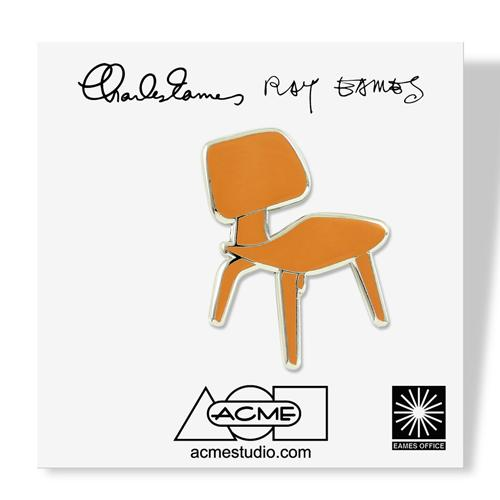 Eames DCW Pin by Charles & Ray Eames for Acme Studio
