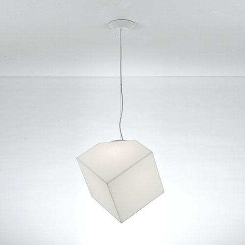 Edge Suspension Lamp by Alessandro Mendini for Artemide