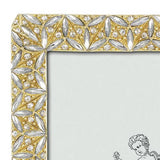 Felicity Frame close up, Gold by Olivia Riegel