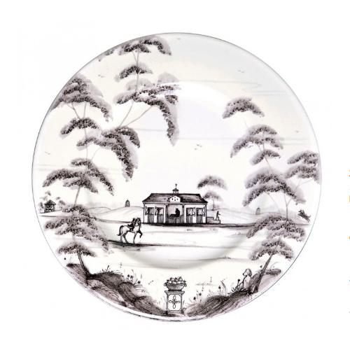 Country Estate Flint Side/Cocktail Plate, Stable by Juliska