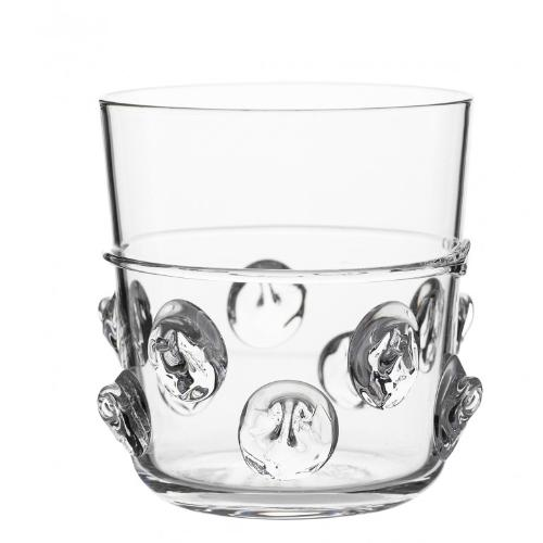 Florence Double Old Fashioned Glass by Juliska