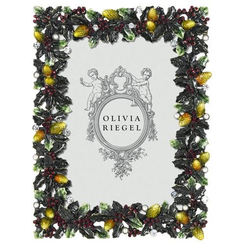 Garland Frame by Olivia Riegel