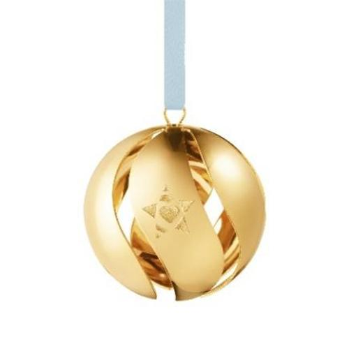 2019 Christmas Ball Ornament by Sanne Lund Traberg for Georg Jensen