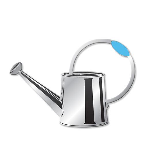 Target Watering Can Pin by Michael Graves for Acme Studio