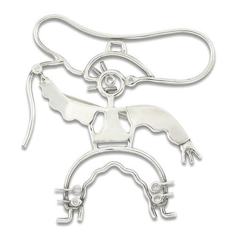 Buckaroo Brooch by Steven Guarnaccia for Acme Studio