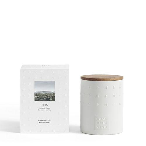 Escapes Collection: HEIA Candle by Skandinavisk