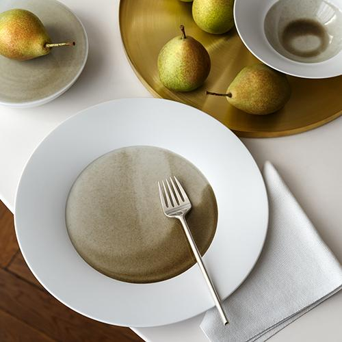 Silent Brass Bread and Butter Plate, 7.1
