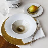 "Silent Brass Deep Plate, 9.8"" by Hering Berlin"