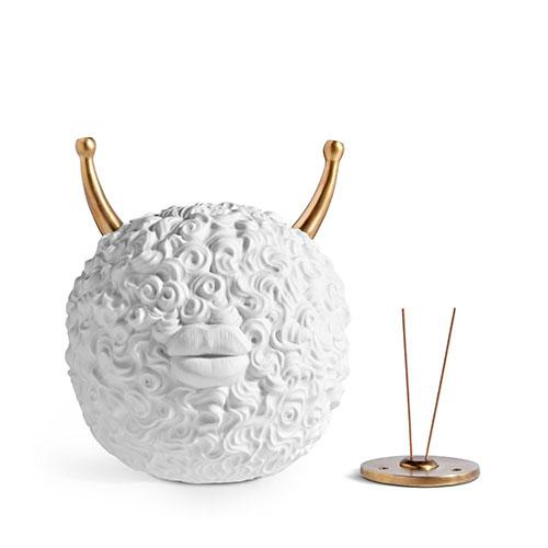 Haas Monster Ball Incense Burner by L'Objet