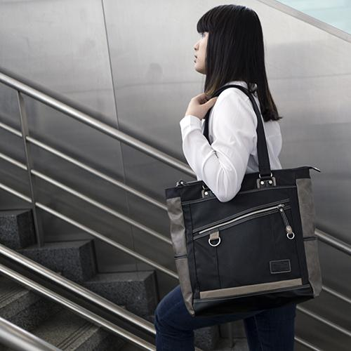 Vantage Tote by Harvest Label
