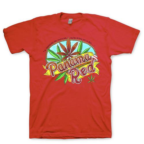 Panama Red T-Shirt by Hippo-Tees