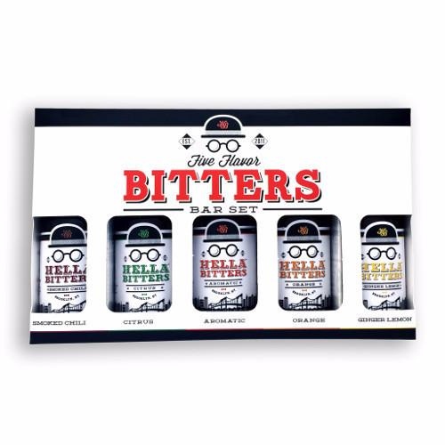 Bitters Bar Set by Hella Bitters