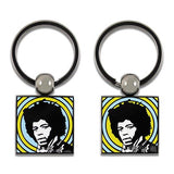 Jimi Hendrix Key Ring by Acme Studio