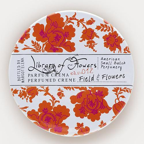 Field & Flowers Parfum Crema by Library of Flowers